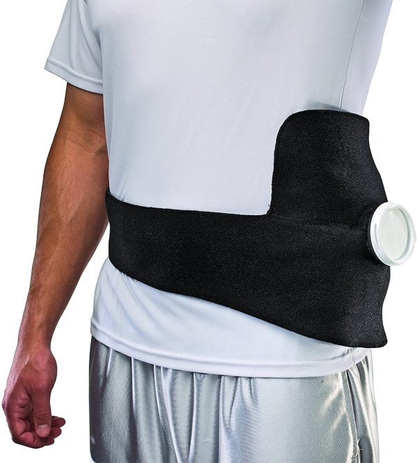 Mueller Ice bag Wrap - Adjustable Ice Wrap For physiotherapy - One Size