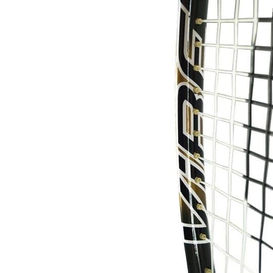 Karim Abdel Gawad Signature Vibe Squash Racquet - Squash Harrow - Black