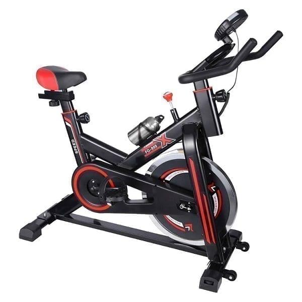 دراجة رياضية ثابتة سبيد اكس – دراجة تمارين – 200 كجم