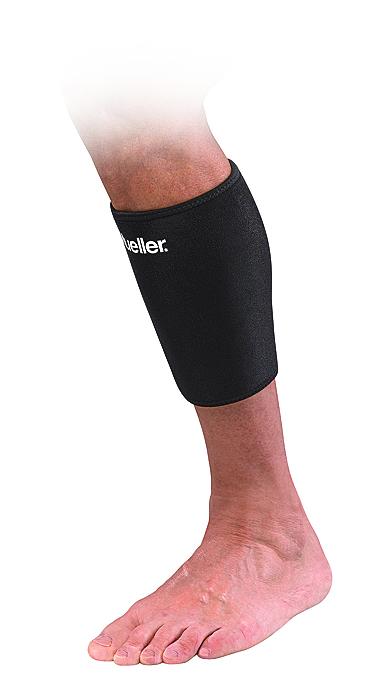 دعامة ساق قابلة للتعديل مولر - جبيرة الساق لعلاج الالام الساق - مقاس واحد - اسود