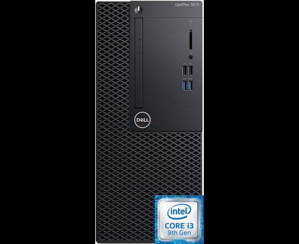 DELL optiplex Cpu core i3 - Gen 9th - Model 3070