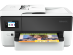 HP Officejet Wide Format Printer - Multi-use printer - Model 7720