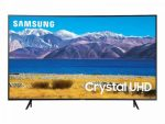 Samsung 65 Inch 4K UHD Smart TV with Built-in Receiver and Remote Control - Black - UA65TU8300UXEG