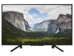 Sony 50 inch Smart TV - Full HD LED Smart TV with Remote Control - KDL-50WF665