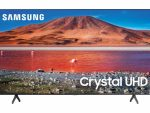Samsung 50 Inch LED Smart TV - 4K Ultra HD TV with Built-in Receiver, Titan Grey - UA50TU7000UXEG