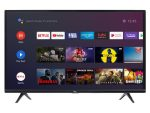 TCL 43 inches Smart Android LED TV - Full HD TV with Built-in Receiver - 43S6800