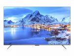 Sharp 55 inch 4K Ultra HD LED Smart Android TV with Remote Control and Built-in Receiver - 4T-C55DL6EX