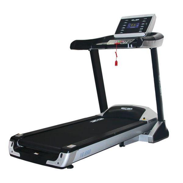 Electric Treadmill Sprint YG 990 - Treadmill 2 Motors 6 HP - 220 KG