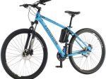 Hador Pneumatic Wheel Size 18 - Bike 30 Speeds - Model OX30-1 - Blue