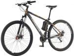 Hador Pneumatic Wheel Size 18 - Bike 30 Speeds - Model OX30-1 - Orange & Black