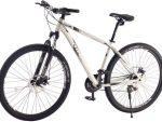 Trinx Sports Bike 29 Inches - Sports Bike with 21 Speeds - Silver - M 136 pro