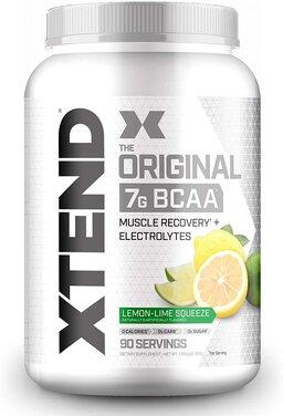 احماض امينية اورجينال من اكستيند - احماض امينية 90 جرعة - نكهة الليمون