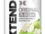Xtend Original Amino Acids 1.26 kg - BCAA Powder 90 Servings - Green Apple
