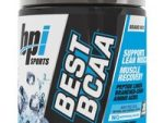 Amino Acids 300 g BPI - BCAA 30 Serv. For Muscle Building - Arctic Ice