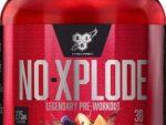 BSN No -XPLODE 30 servings - Energy Supplement 555g - Fruit Punch