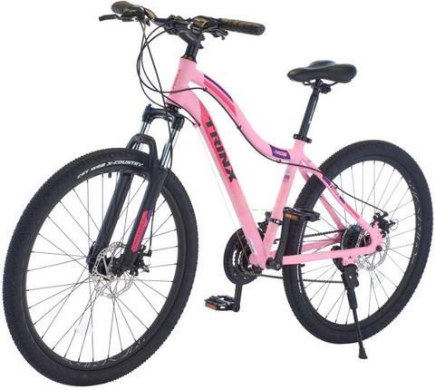 دراجات هوائية مقاس 26 من ترينكس - دراجة رياضية 21 سرعة - موديل N106 - بينك