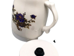 Ceramic Kettle 2 Liter - Electric Water Kettle - White