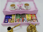 Tea and Coffee Pod Holder