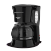 Coffee Maker 700 Watt Sonai Como - 6 Cups Coffee Machine - Black