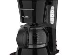 كوفي ميكر 700 وات سوناي كومو - ماكينة قهوة سعة 6 فنجان - اسود