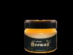 BeeWax Natural Wood Polish - Wood Furniture Polish Wax - Yellow
