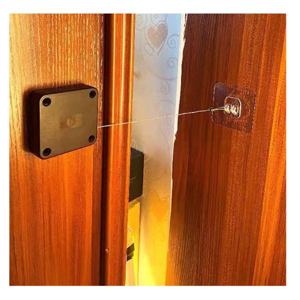 Automatic Door Closer - Child Protection Door Locker