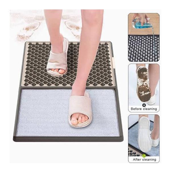 Shoe Sterilization and Cleaning Pedal - Shoe Sterilization Mat
