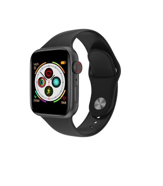 FT30 smart watch - Touch Screen - Bluetooth - Health Smartwatch - Black