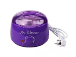 waxing apparatus for hair removal - Purple
