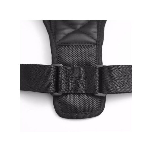 Adjustable Straps Back & Shoulder Posture Corrector For Men & Women