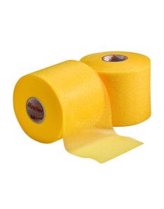 Mueller M Wrap 2-Pack – Shock Reduction Foam Tape - Gold