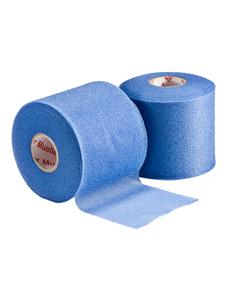 Mueller M Wrap 2-Pack – Shock Reduction Foam Tape - Blue