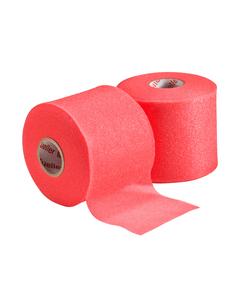 Mueller M Wrap 2-Pack – Shock Reduction Foam Tape - Red