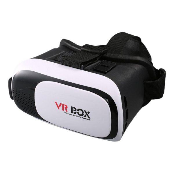 نظارات الواقع الافتراضي VR-BOX - نظارات الواقع الافتراضي ثلاثية الابعاد