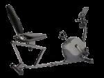 TechSport Exercise Bike - Magnetic Relax Bike 7 kg - Maximum User Weight 150 kg