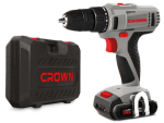 Electric Drill with Two Crown Batteries - Electric Drill 14.4V - CT21055L
