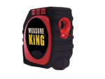 Digital Meter 3 in 1 With Laser Technology - a Regular Meter for Measuring Distances by Rope or Roller