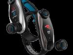 LEMFO Smart Watch with Bluetooth Speaker - 2 in 1 Smart Watch - LT04 T90