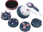Scola Manual Massager - Anti-cellulite Massager 6 Heads - Model ME7711