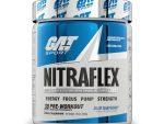 Testosterone Boosting Powder 30 Servings GAT Sport - NtiraFlex Testosterone Boosting - Blue Raspberry