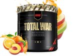 Redcon1 Total War 30 Servings - Pre-Workout Supplement 435g - Fruit