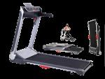 Phantom Slim DC Motor Treadmill - Electric Treadmill 2 HP - Maximum User Weight 130 Kg