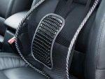 Medical Backrest For Car - Multi-Use Medical Support Cushion - Black