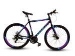 keysto Sport Bike Size 27.5 - Sport Bike H200 - Black and Purple